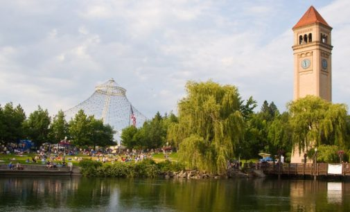 Spokane; The Gateway to the Artist