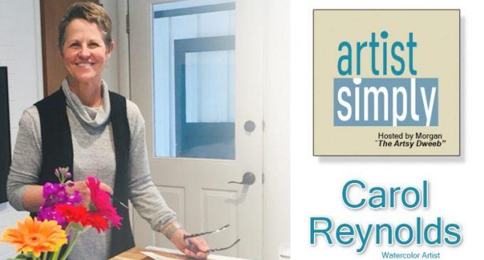 Interview with artist Carol Reynolds