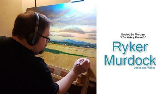 artist simply interviews Ryker Murdock
